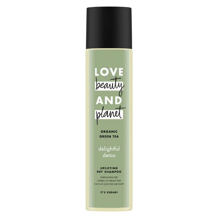 Love Beauty Planet Dry shampoo daily detox