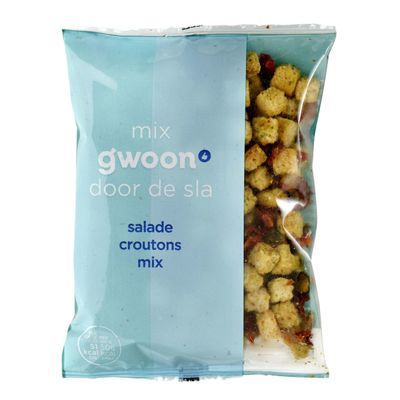 G'woon Salade Croutons Mix