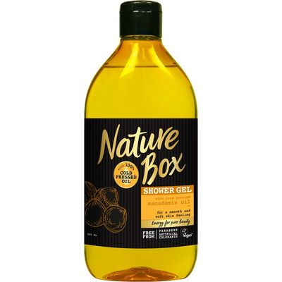 Nature Box Macadamia douchegel