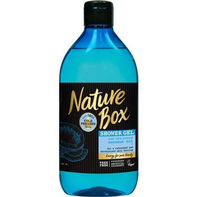 Nature Box Shower gel coconut moisture&freshness