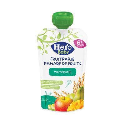 Hero Baby Fruitpapje multifruit 6+m
