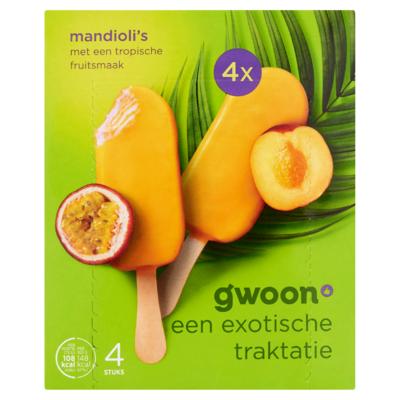 G'woon Mandioli's Exotisch Fruit