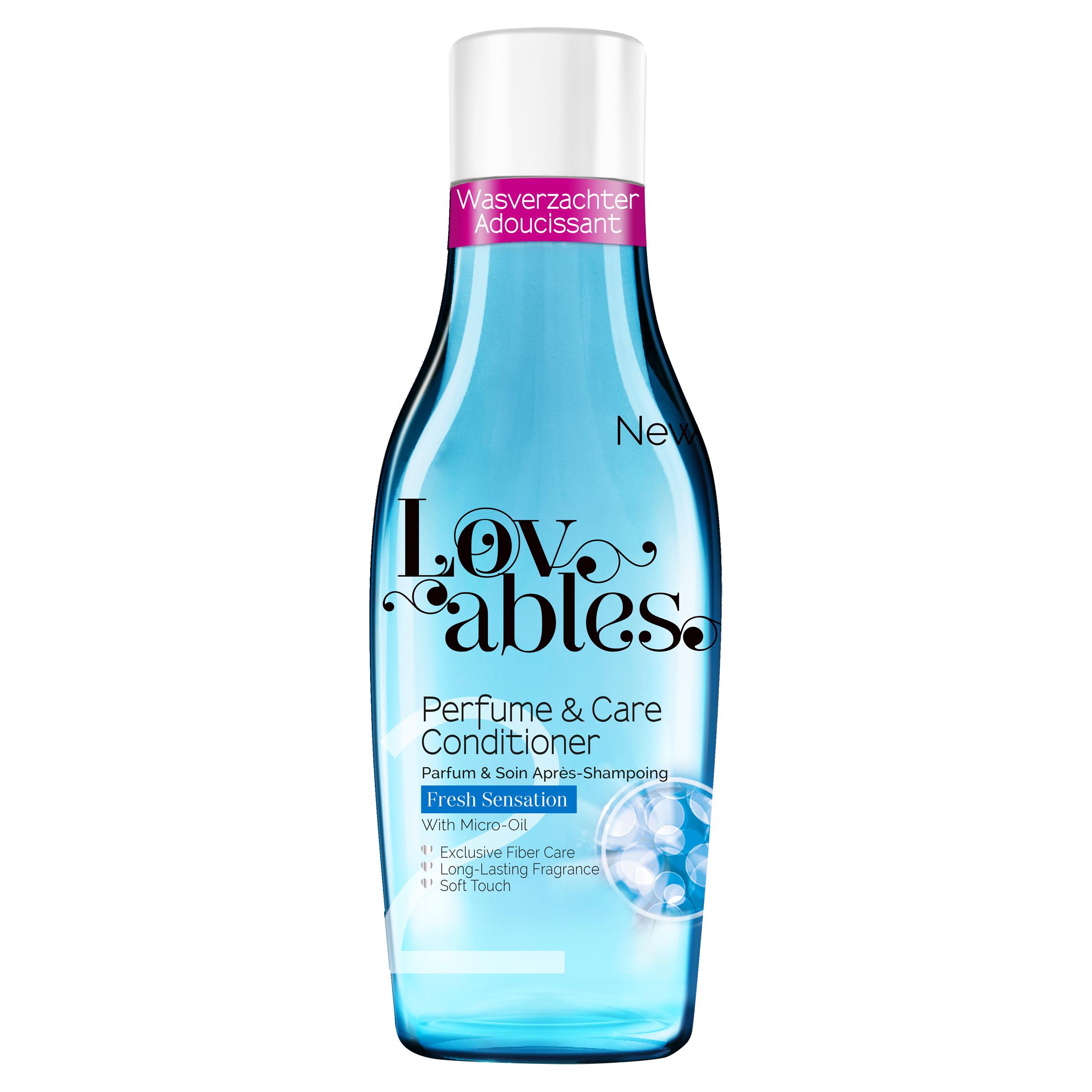 Lovables Fresh Sensation Wasverzachter 34 Wasbeurten