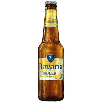 Bavaria Radler lemon