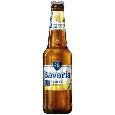 Bavaria Radler lemon 0.0%