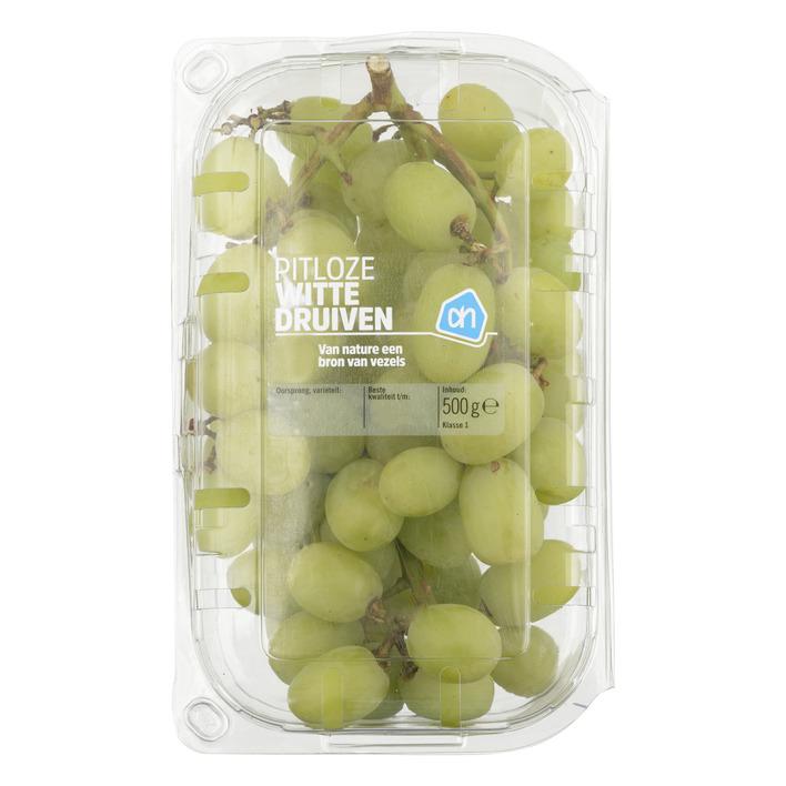 Huismerk Pitloze witte druiven