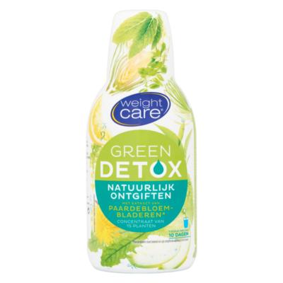 Weight Care Green Detox Natuurlijk Ontgiften