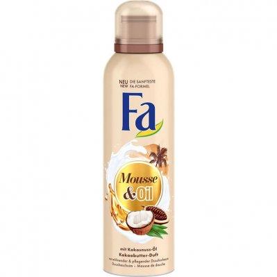 Fa Showerfoam kokosolie & cacao