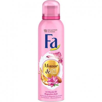 Fa Showerfoam amandelolie & magnolia