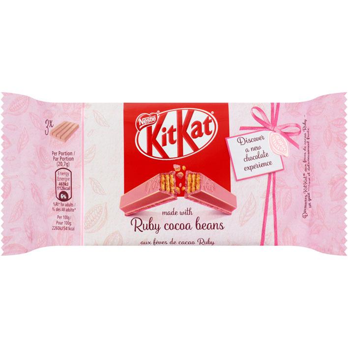 Kitkat Ruby 3-pack