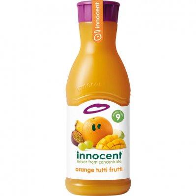 Innocent Orange tutti frutti juice blend