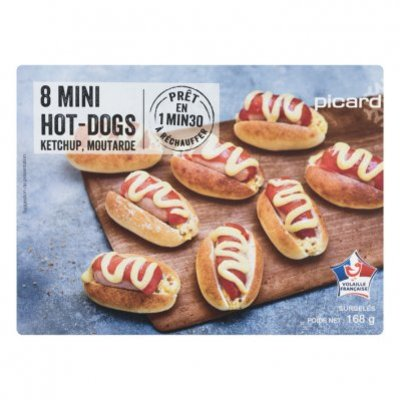 Picard Hot dogs