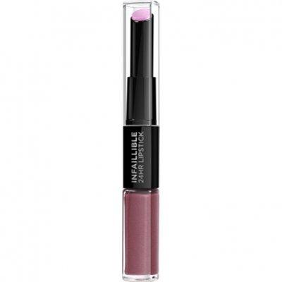 L'Oréal Infallible lipstick 209 violet parfait