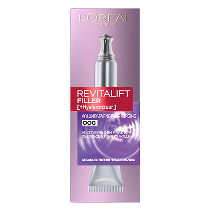 L'Oréal Paris De revitalift filler oog