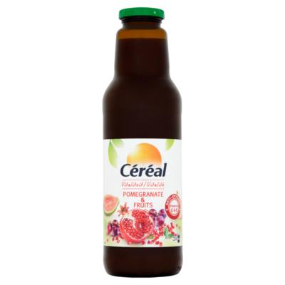 Céréal Vitaliteit Pomegranate & Fruits