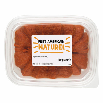 Filet Americain naturel