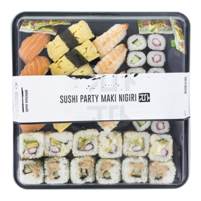 Sushi Ran Party maki
