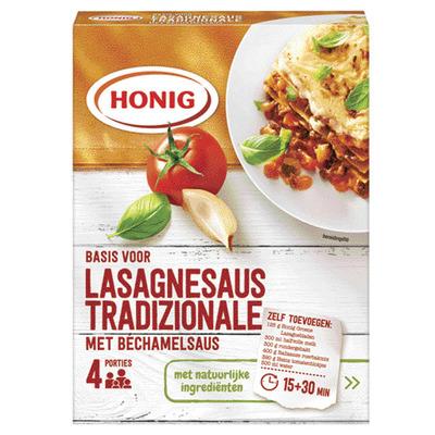Honig Mix lasagnesaus tradizionale