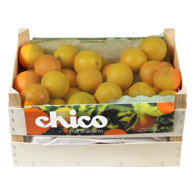 Huismerk Perssinaasappelen doos