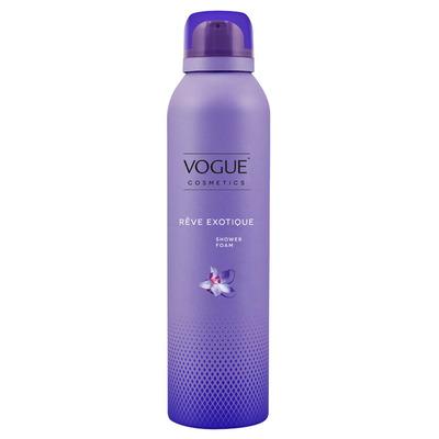 Vogue Reve exotique shower foam