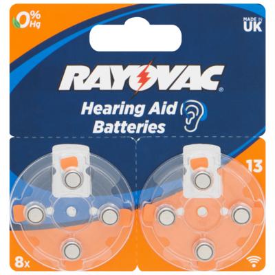 Rayovac Gehoorbatterijen V13