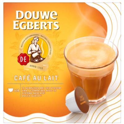 Douwe Egberts Cafe au lait