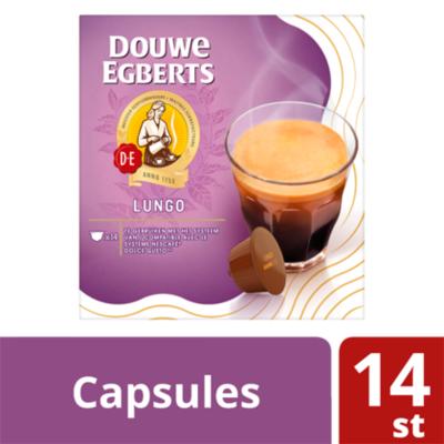 Douwe Egberts Koffie capsules lungo