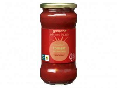 Huismerk Bouillon tomaat