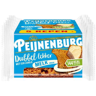 Peijnenburg Dubbel lekker melk 5-pack