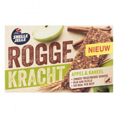 Snelle Jelle Roggekracht appel & kaneel