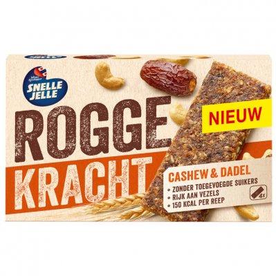 Snelle Jelle Roggekracht cashew & dadel