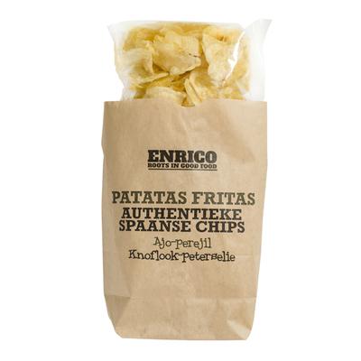 Enrico Patatas fritas knoflook peterselie