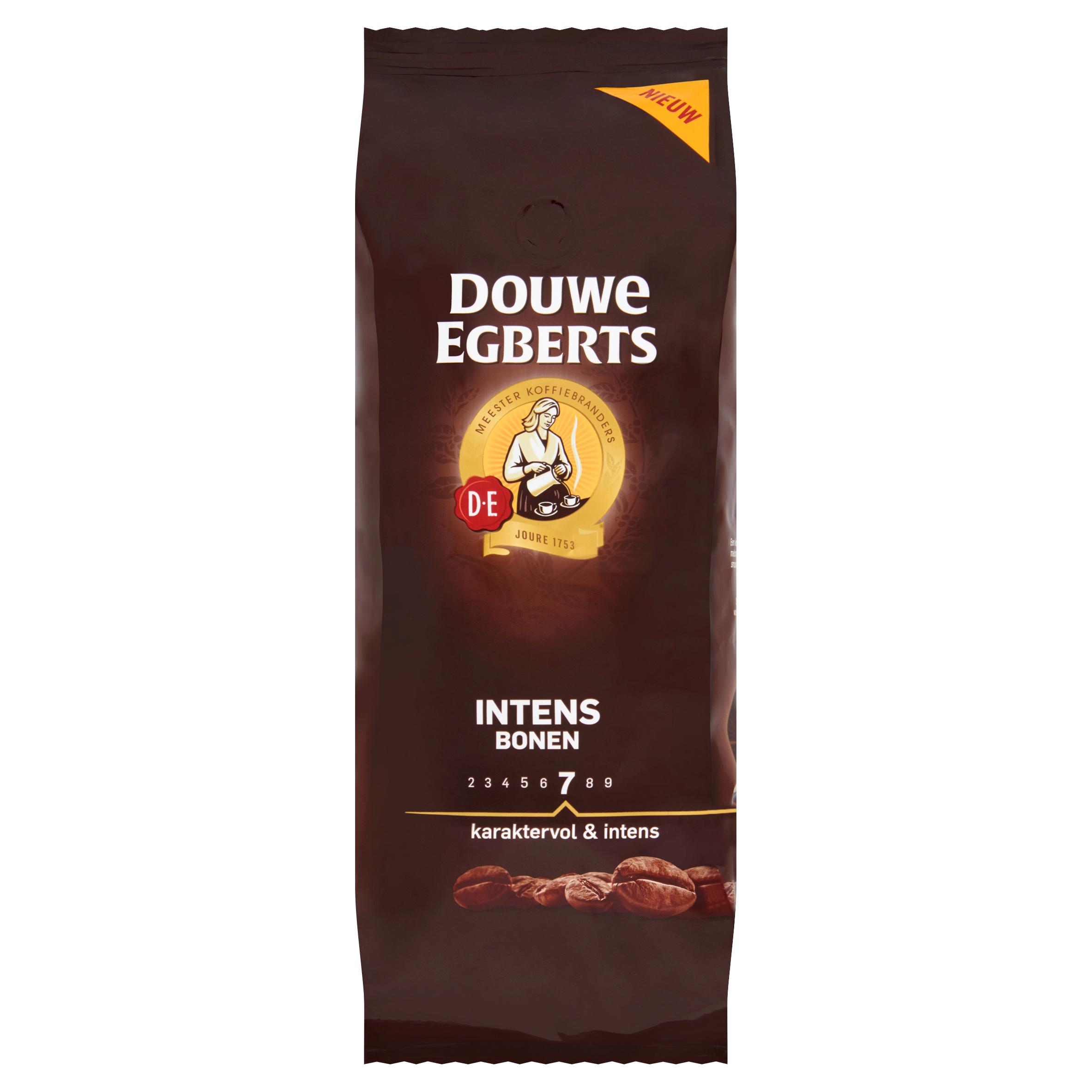 Douwe Egberts Intens Koffiebonen 500 g