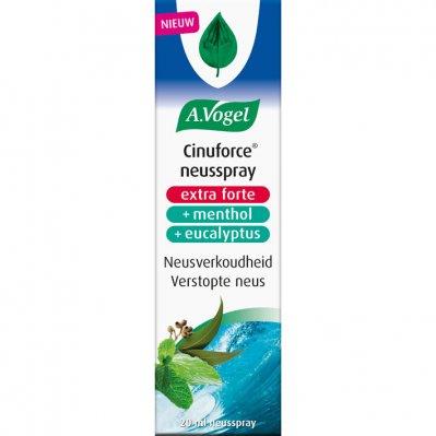 A. Vogel Cinuforce neusspray extra forte
