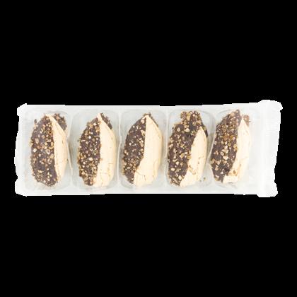 Huismerk Hazelnoot choco meringue baton