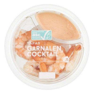 Huismerk ASC Garnalen in cocktailsaus