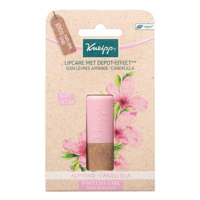 Kneipp Lipcare almond-cadelilla sensitive care