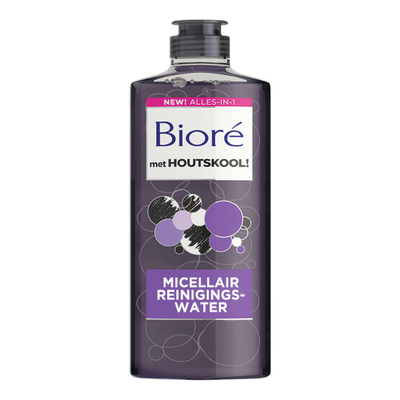 Bioré Micellair reinigingswater met houtskool