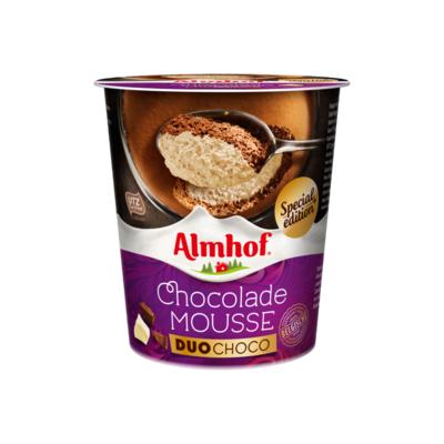 Almhof Chocolademousse Duo Choco