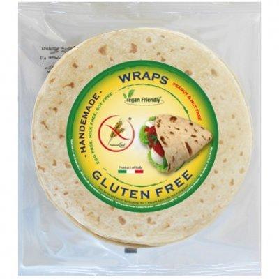 Taste Italia Glutenvrije wraps
