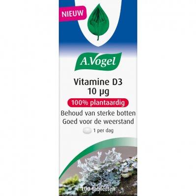A. Vogel Vitamine D3 10 microgram