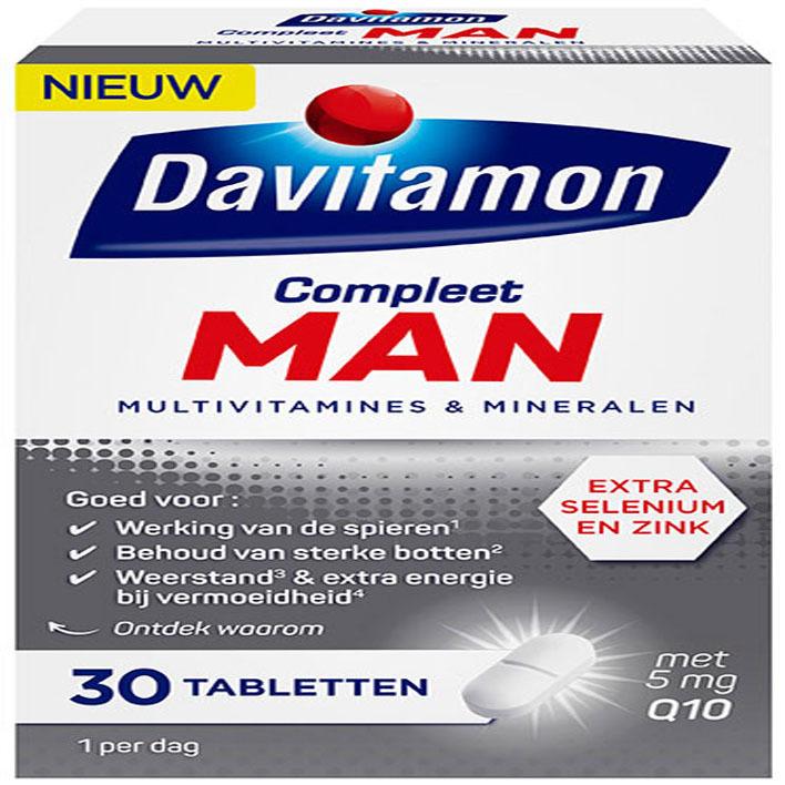 Davitamon Compleet man