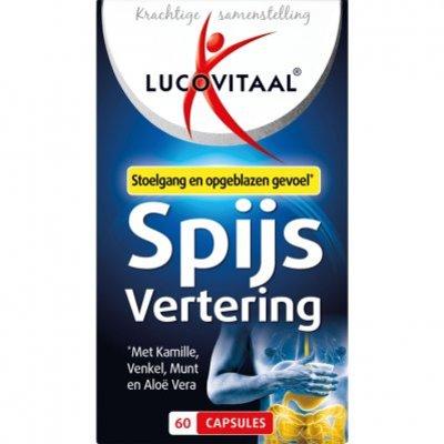 Lucovitaal Spijsvertering capsules