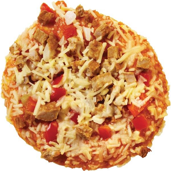 mini pizza shoarma