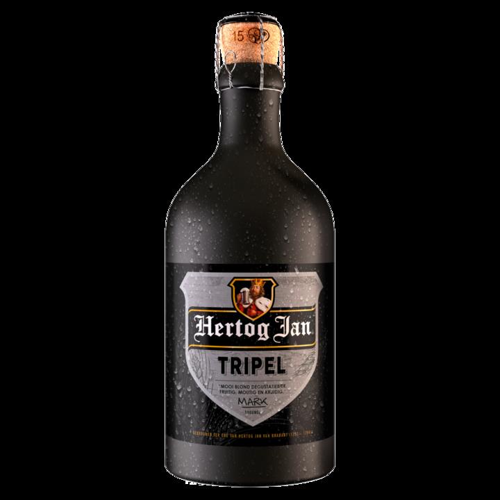 Hertog Jan Tripel Bier Kruik Fles