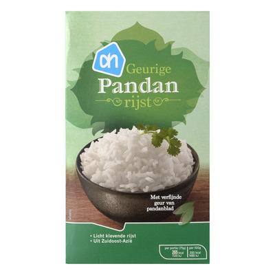 Huismerk Pandan rijst