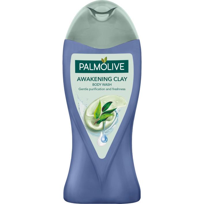 Palmolive Clay douchegel eucalyptus
