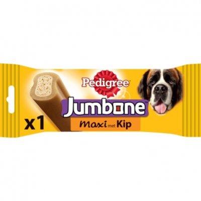 Pedigree Hondensnack jumbone maxi kip & rijst