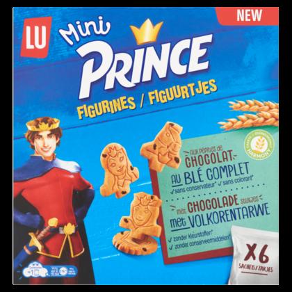 Lu Prince figuurtjes