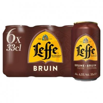 Leffe Bruin abdijbier